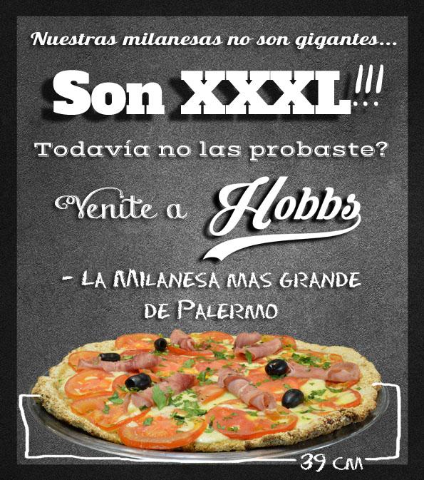 Hobbs Restaurante Palermo